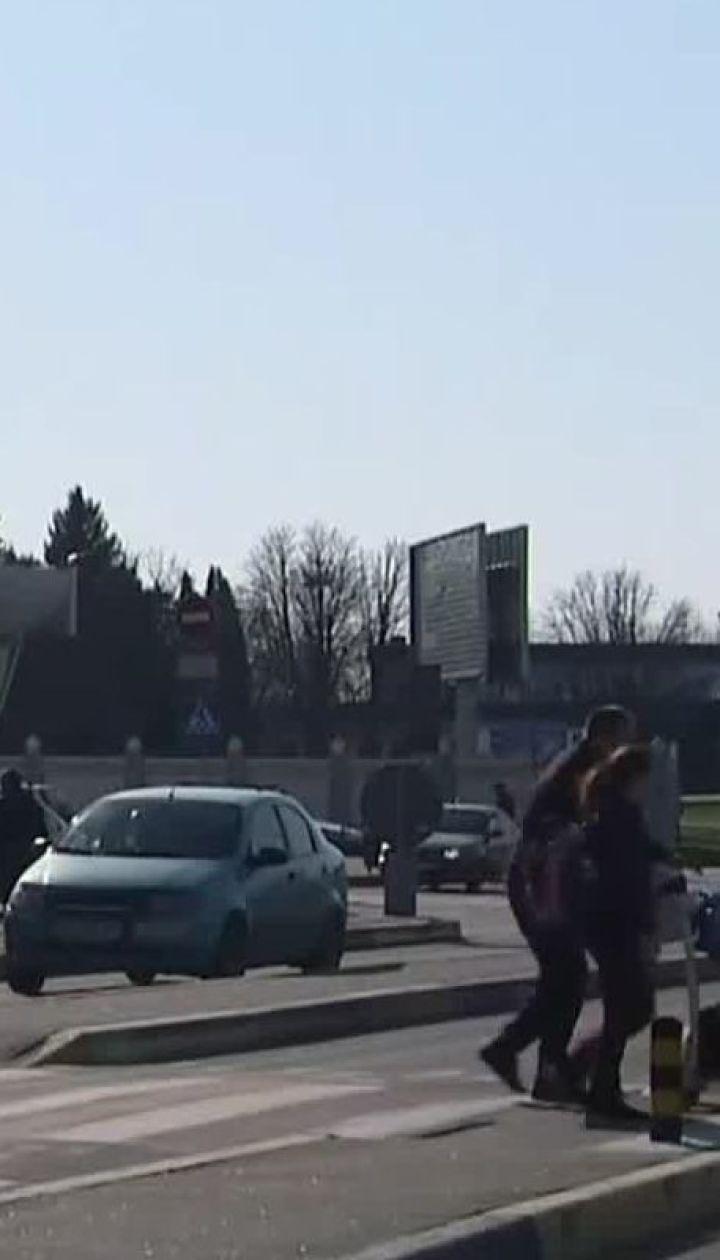 """Аэропорт """"Борисполь"""" принимает эвакуационные рейсы с украинцами из разных стран"""