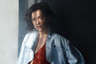 У мереживному боді з прозорим декольте: Оля Цибульська продемонструвала сексуальний образ
