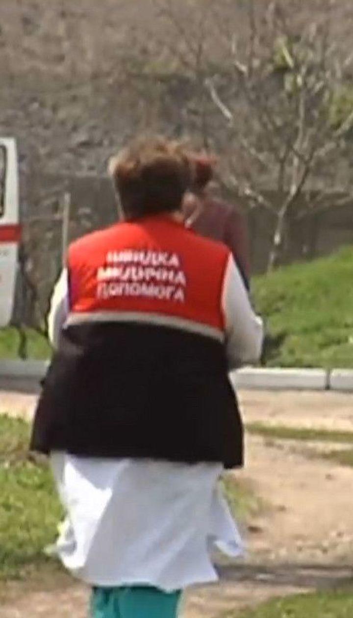У Сумській області померла жінка, у якої тест показав коронавірус