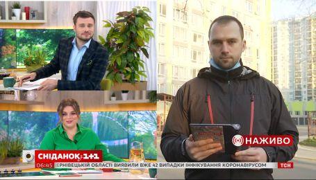 Коронавірус в Ірпені: що зараз відбувається в місті і як почувається породілля