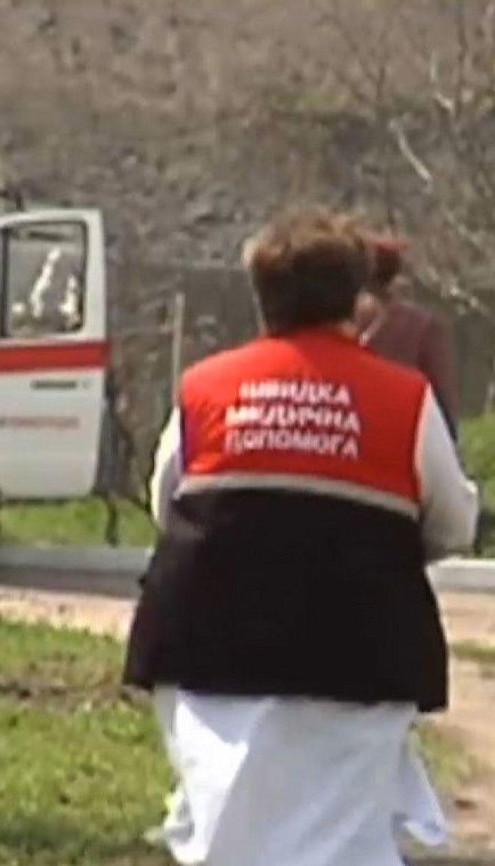 В Сумской области умерла женщина, у которой тест показал коронавирус