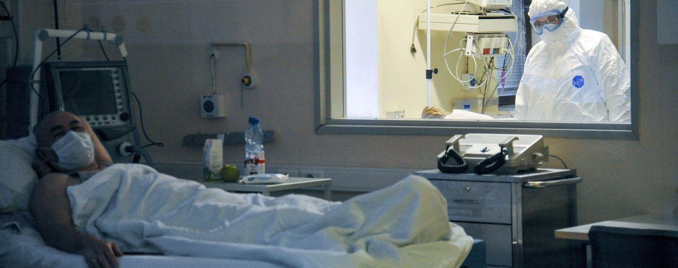 В России зафиксировали уже более 800 случаев заражения коронавирусом