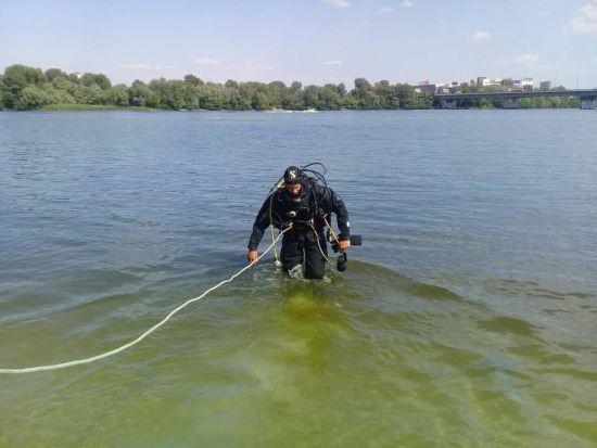 У Сумській області під час пірнання з аквалангом потонули місцева чиновниця та професійний водолаз
