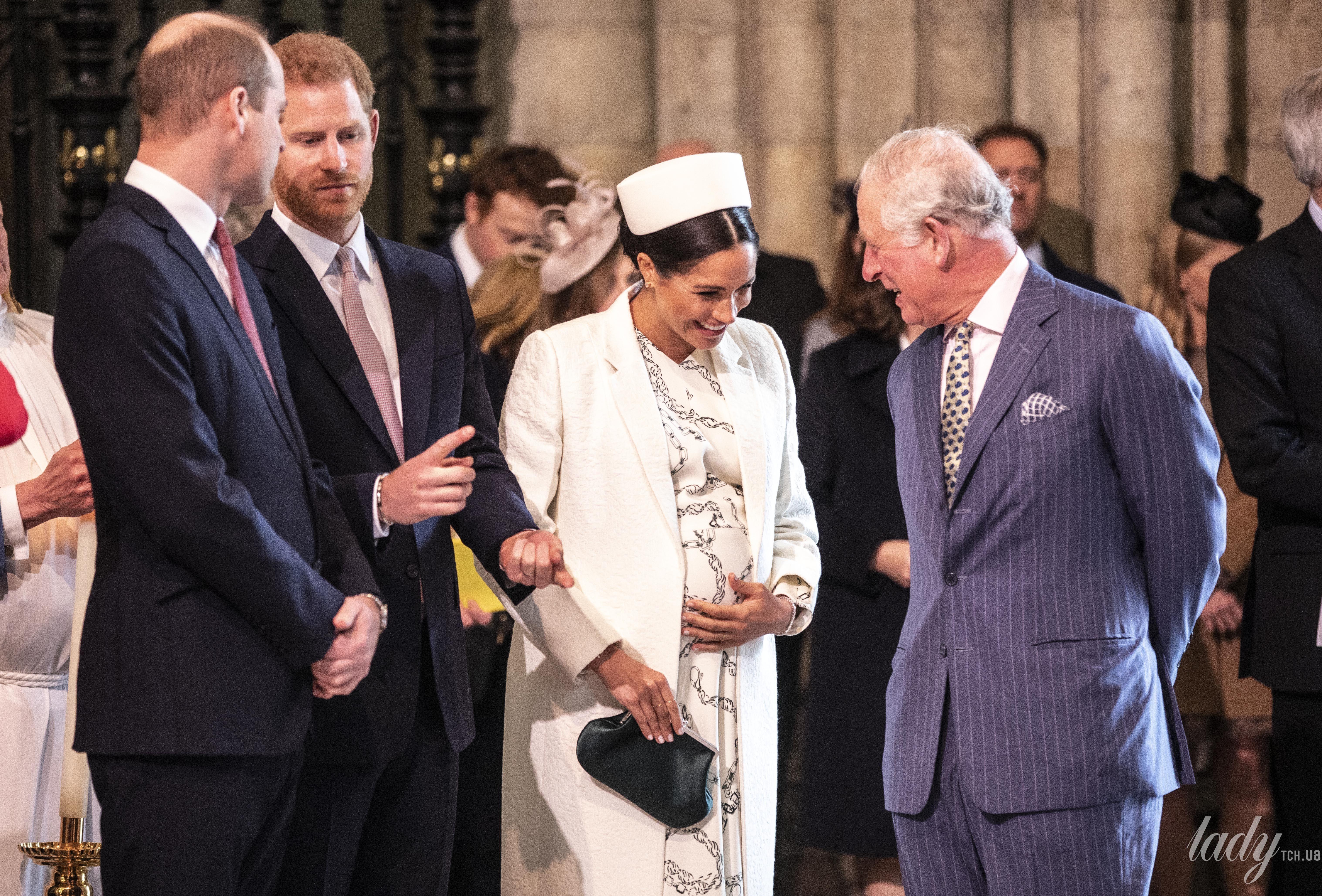 Принц Чарльз и герцогиня Меган_1