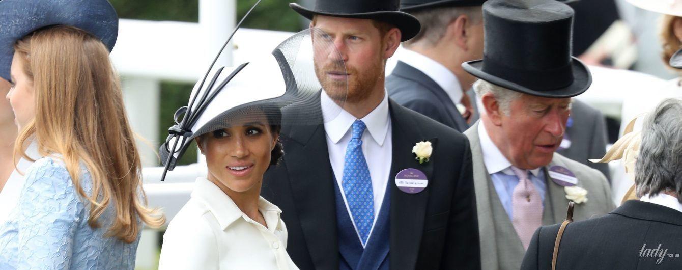 Никаких визитов: герцогиня Меган против встречи принца Гарри с больным коронавирусом отцом Чарльзом