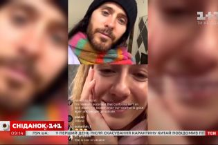 Мечты сбываются: телеведущей Лесе Никитюк позвонил Джаред Лето