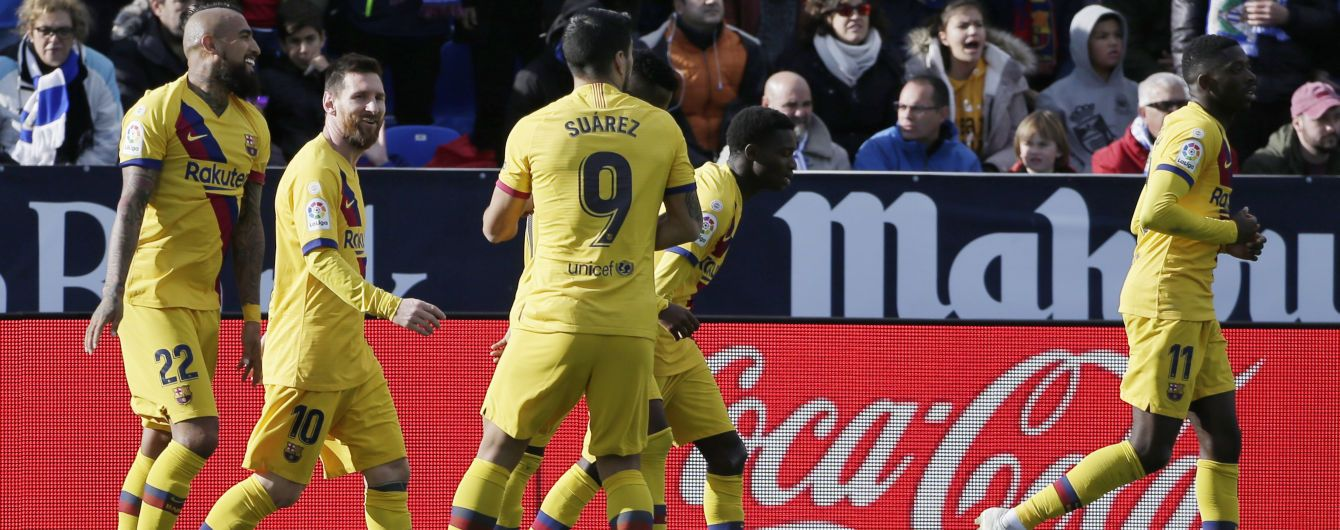 """Бунт у """"Барселоні"""": частина гравців не погоджуються на суттєве зниження зарплати через пандемію"""