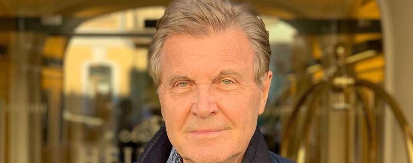 У 78-летнего российского певца Льва Лещенко подтвердился коронавирус - СМИ