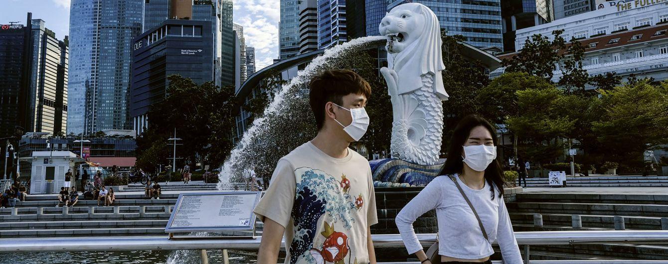 Коронавирус в Азии: еще одна страна сообщила о рекордном количестве случаев инфицирования за день