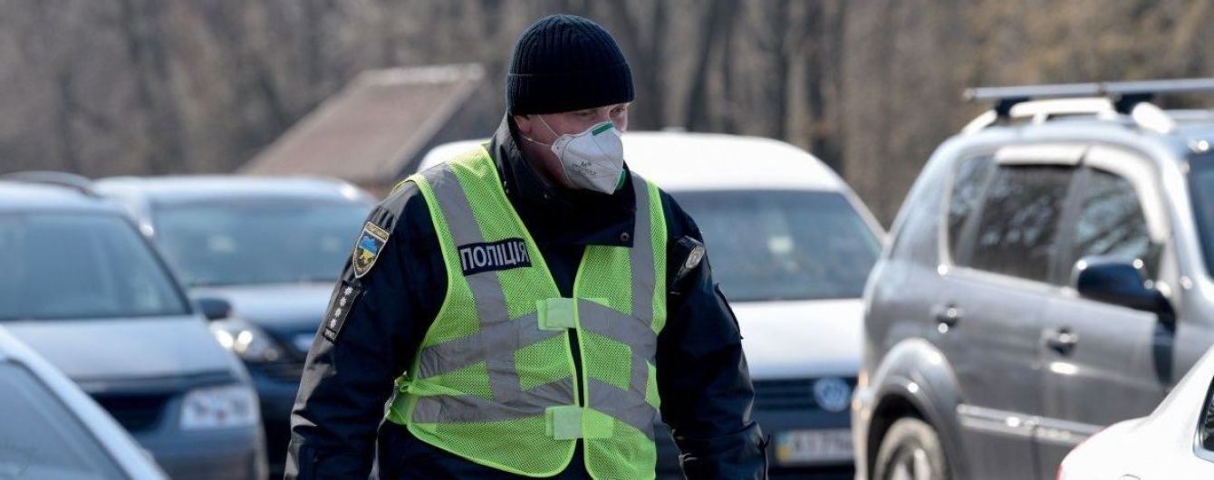 Вблизи Ивано-Франковска поймали женщину, которая с подозрением на коронавирус сбежала из больницы