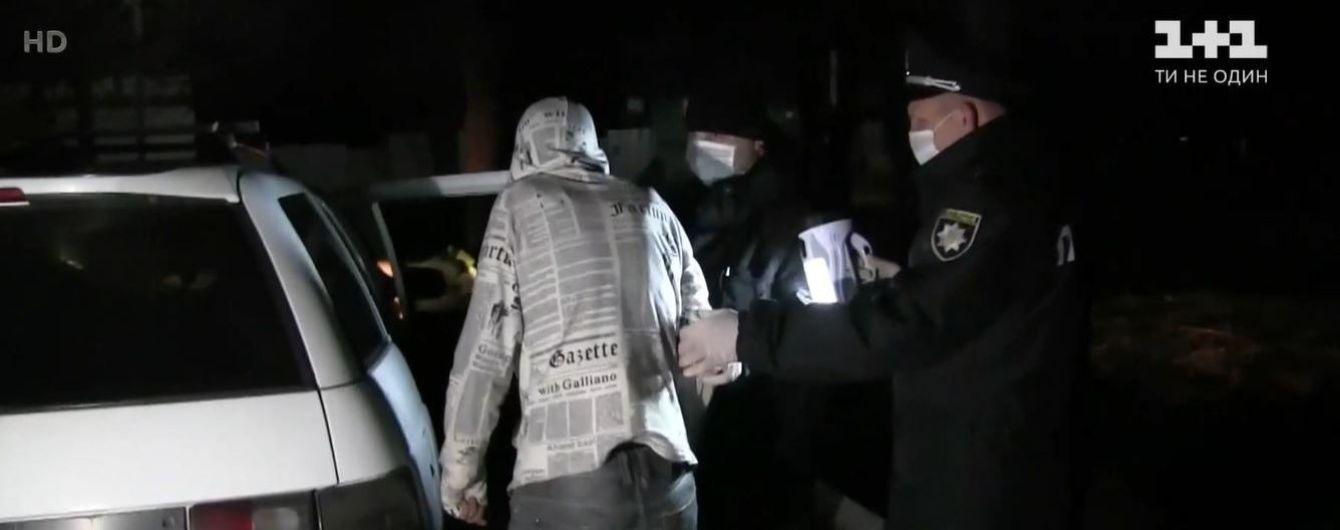 В Сумской области подозреваемый изображал из себя больного коронавирусом