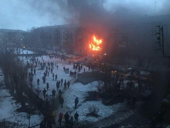 У Росії прогримів вибух у житловій багатоповерхівці, є загиблі