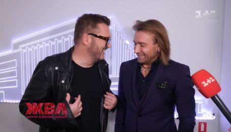 Винник і Пономарьова, Позитив і ПТП: на чому тримається чоловіча дружба в шоу-бізнесі