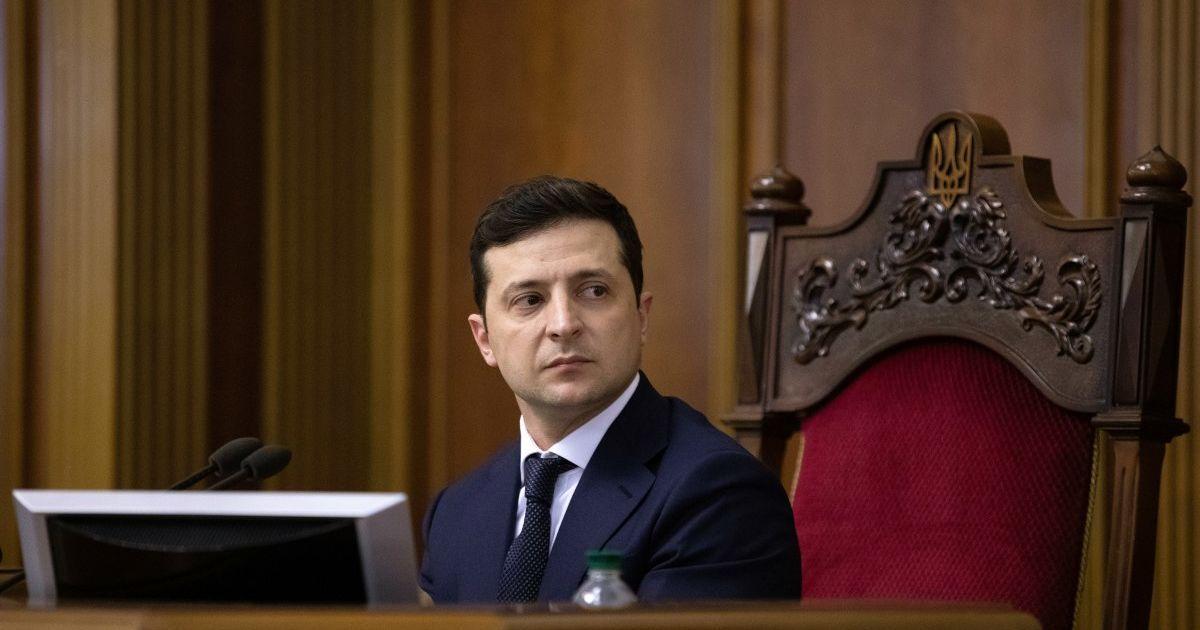 Люксовых условий не будет: Зеленский поручил премьеру отменить все VIP-палаты для чиновников