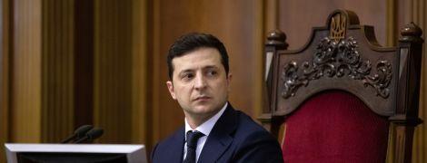 Зеленский зарегистрировал в Раде проект постановления об увольнении Смолия