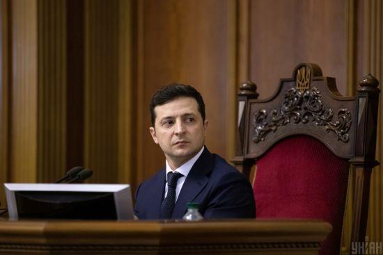 Зеленський зареєстрував у Раді законопроєкт про судову реформу