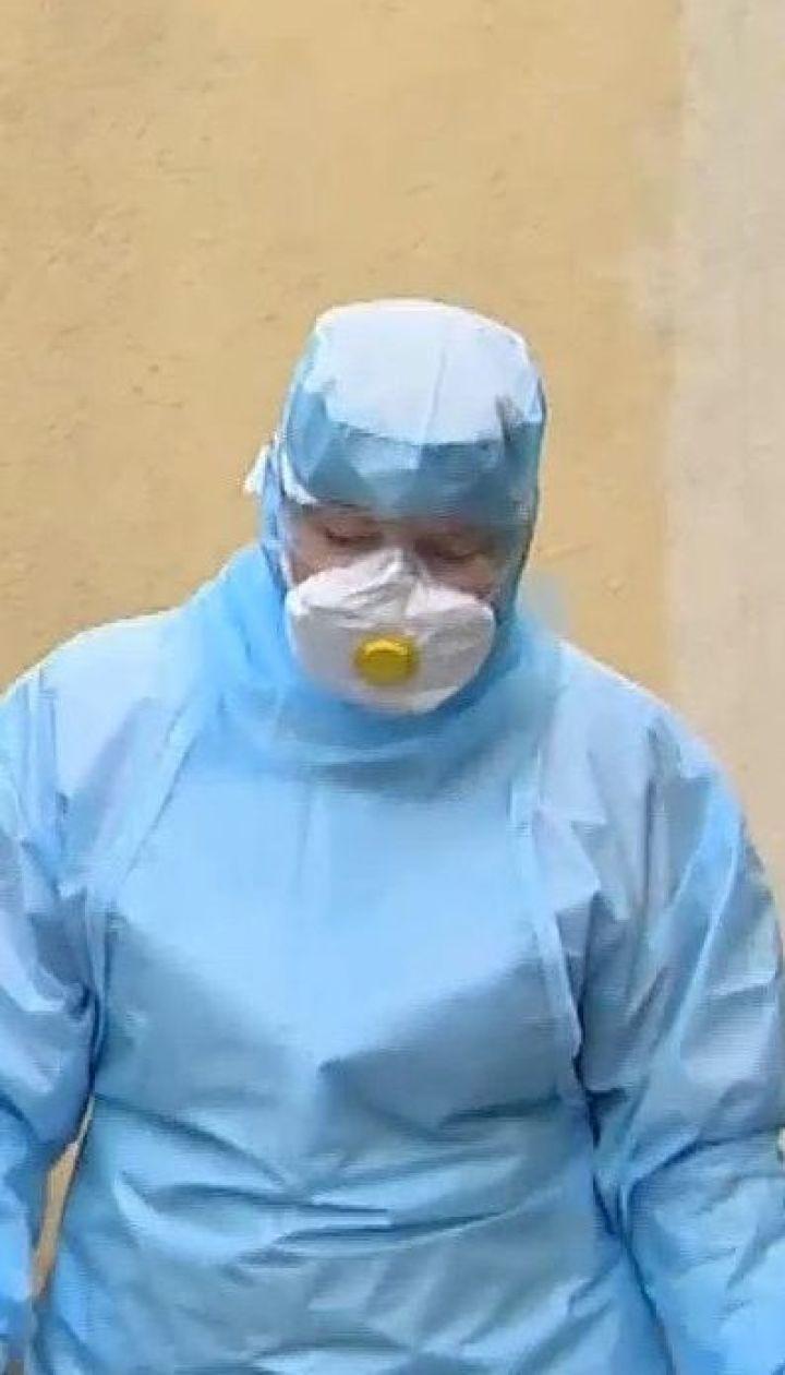 Статистика коронавірусу: в Україні зафіксовано 161 випадок зараження інфекцією