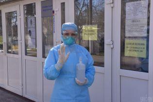 В Виннице больной на коронавирус врач принимал пациентов