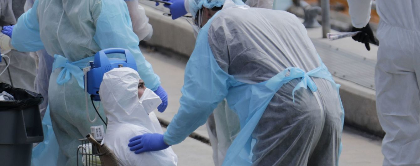 Китай опинився на другому місці за кількістю заражених коронавірусом, першість тепер в іншої країни