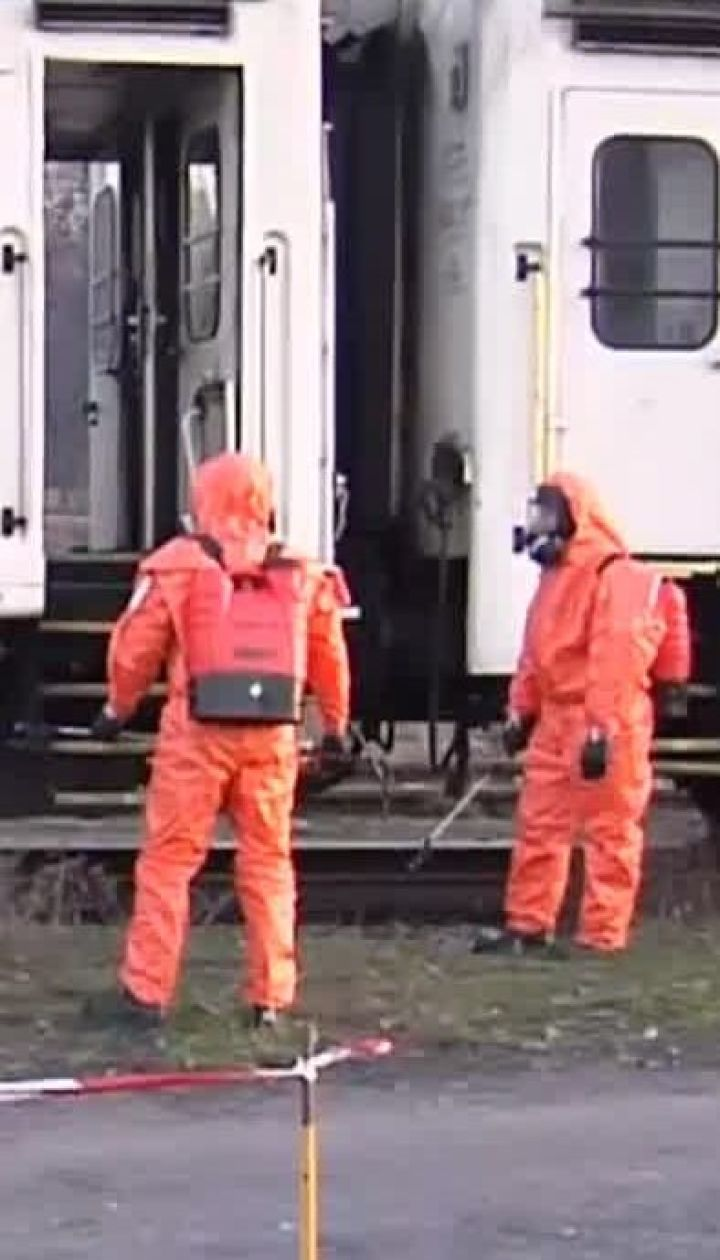 """Полное обеззараживание: в спецпоезде """"Рига-Киев"""" обнаружили женщину больную на коронавирус"""