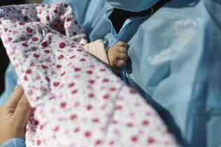 В Одесі коронавірус виявили у 8-місячної дитини