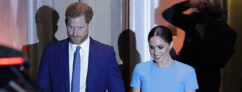 Принц Гарри и Меган покинули Канаду и переехали в Лос-Анджелес - СМИ