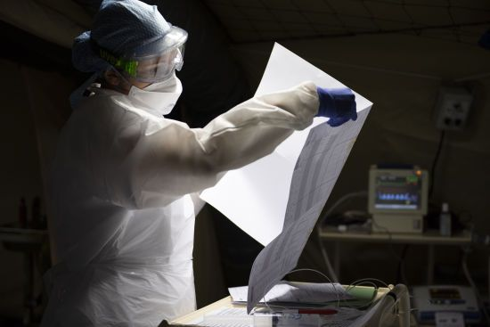 В Іспанії коронавірусом заразилося понад 9 тисяч медиків