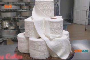 Десерт для панікерів: як торт у вигляді туалетного паперу допомагає рятувати солодкий бізнес