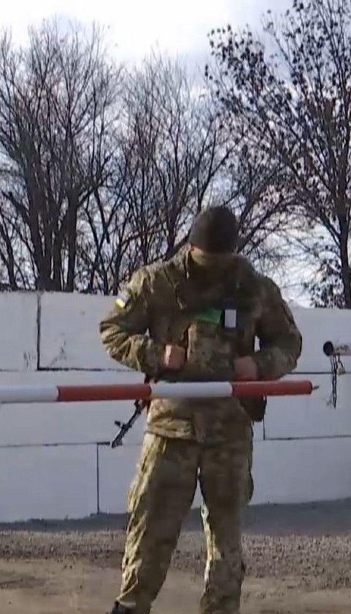 Штаб об'єднаних сил закрив зону ООС на в'їзд із мирної території