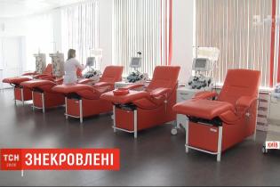 В Україні назріла гостра нестача донорів крові