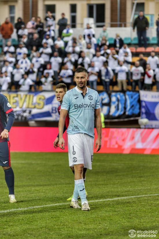 Мілевський забив дебютний гол у сезоні в чемпіонаті Білорусі