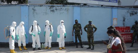 Коронавирус на Шри-Ланке: полиция задержала тысячи нарушителей комендантского часа