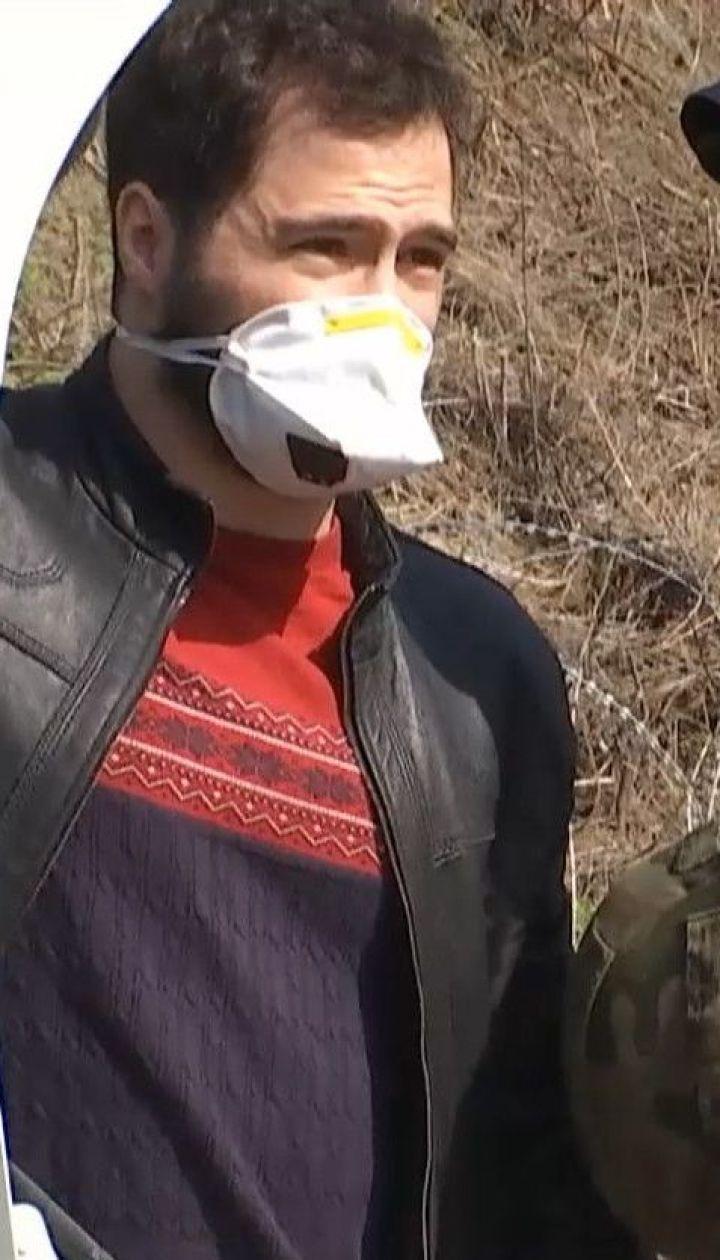 Штаб ООС запровадив обмеження на пересування громадян на Донбасі через коронавірус