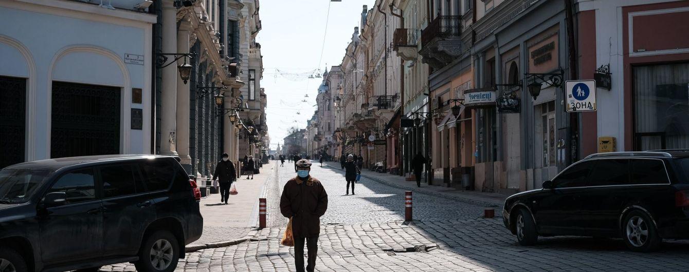 У Чернівецькій області зафіксували сім десятків нових випадків зараження коронавірусом