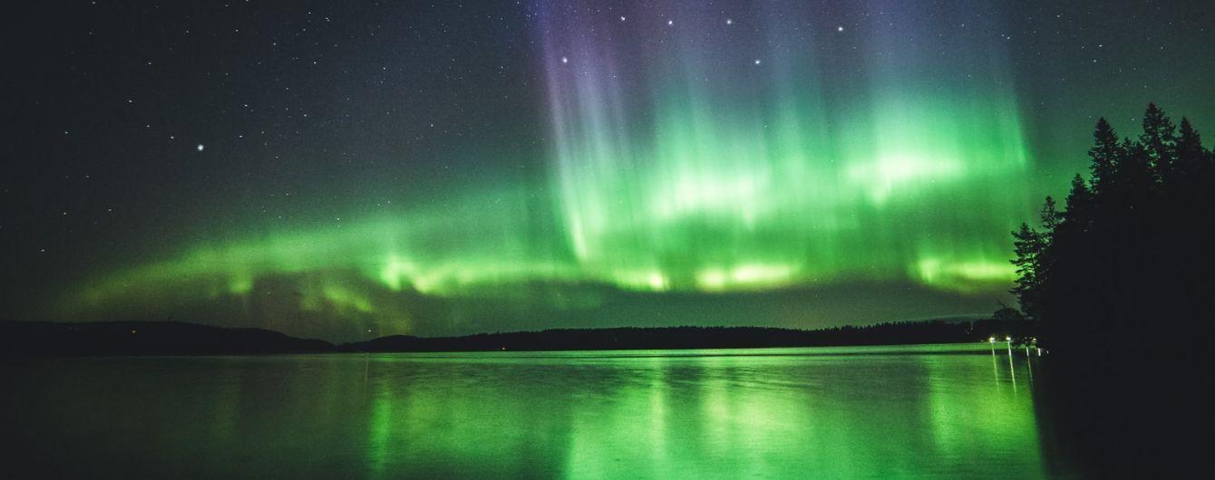 В Сети запустили онлайн-трансляцию Северного сияния. Видео