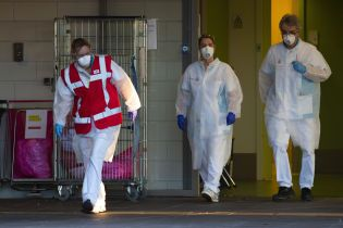 В Нидерландах количество инфицированных коронавирусом перевалило за 10 тысяч
