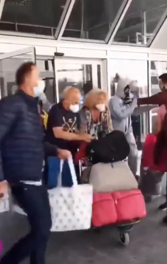 Українці, які прибули з В'єтнаму, відмовлялися від обсервації й намагалися втекти з аеропорту
