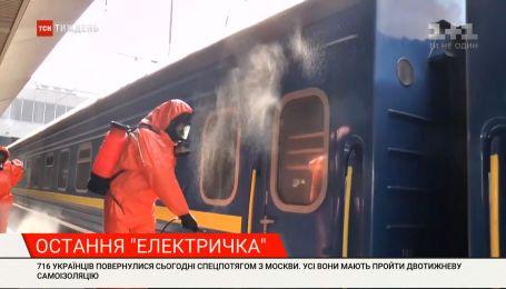 716 украинцев, вернувшихся из Москвы, подписали добровольное согласие на двухнедельную самоизоляцию
