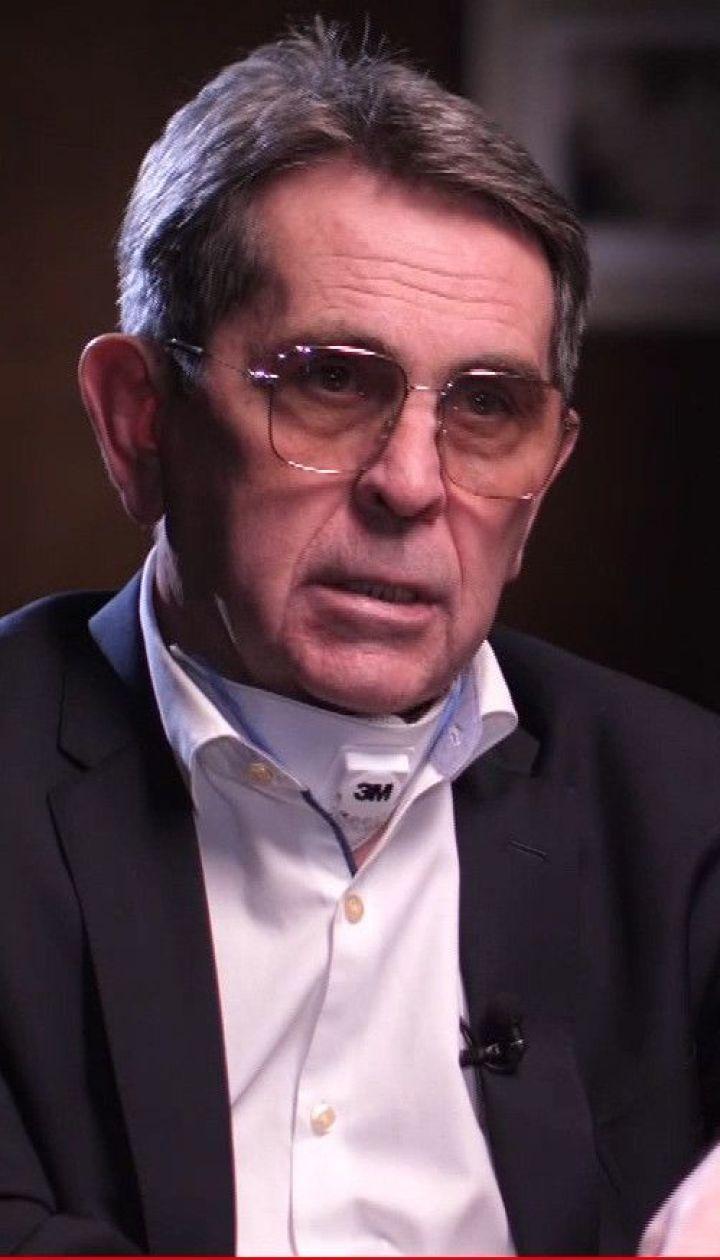 Стратегии, смерти и респираторы: министр здравоохранения дал эксклюзивное интервью ТСН.Тижню