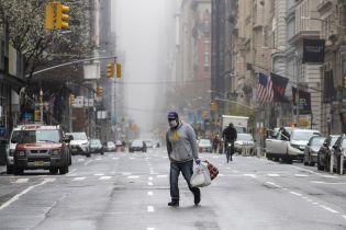 У США зафіксували антирекорд смертності від коронавірусу: найгірша ситуація у Нью-Йорку