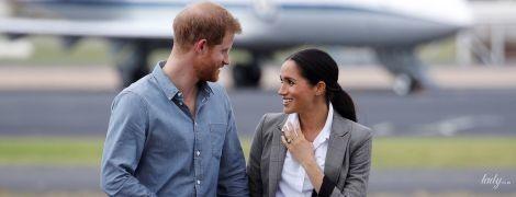 Вышли на связь: герцогиня Меган и принц Гарри встретились с лидерами своего фонда