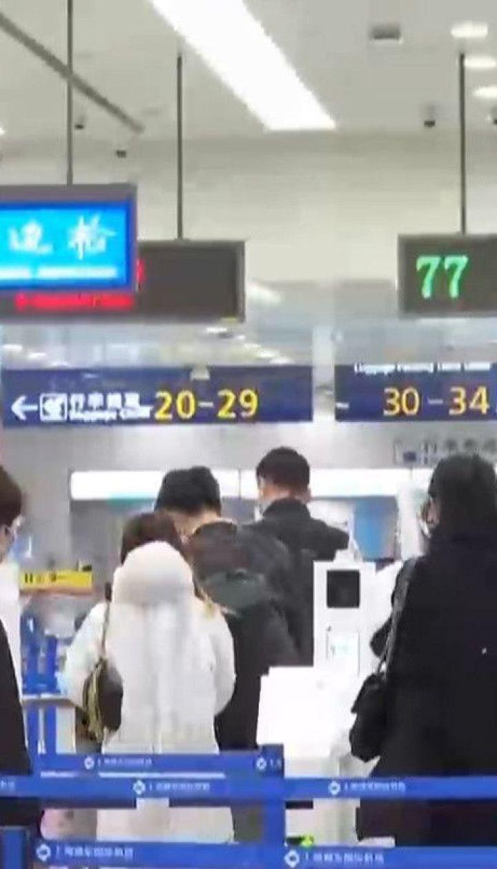 Китайская провинция Хубэй восстанавливает внутреннее авиасообщение