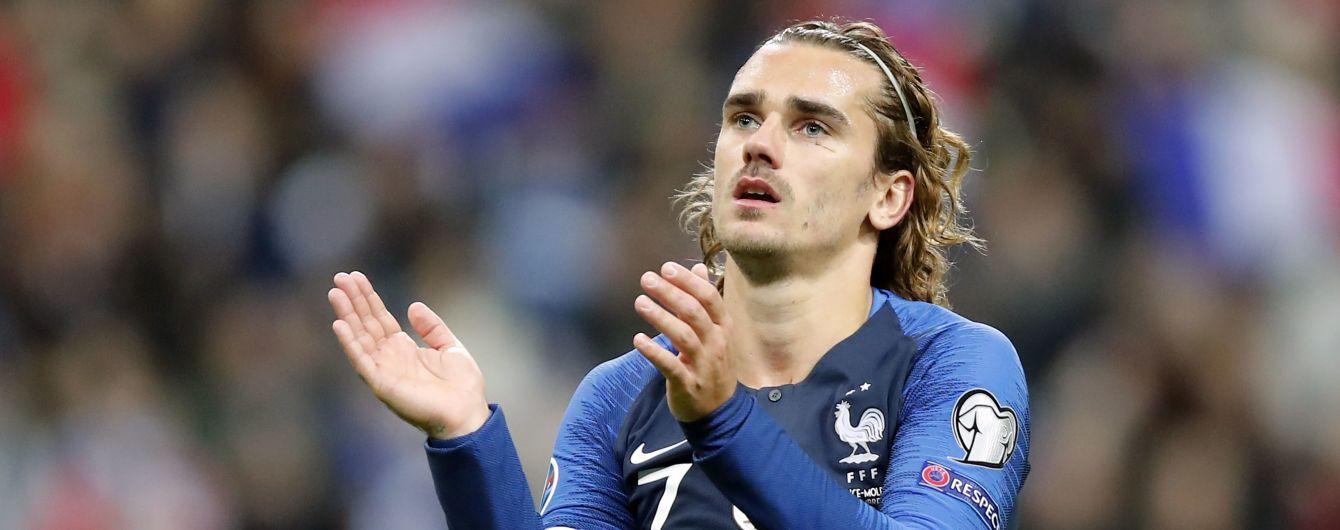 Зірка збірної Франції знайшов несподівану вигоду у перенесенні Євро-2020
