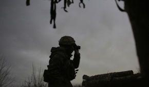 На Донбасі снайпер-бойовик убив українського військовослужбовця