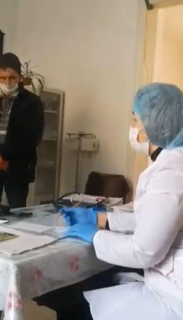 Коронавірус в Україні: у Монастириській районній лікарні не вистачає лікарів та медсестер