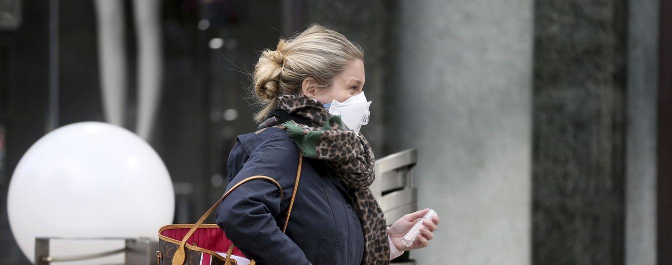На Закарпатті через коронавірус всім мешканцям заборонили виходити на вулицю протягом вихідних