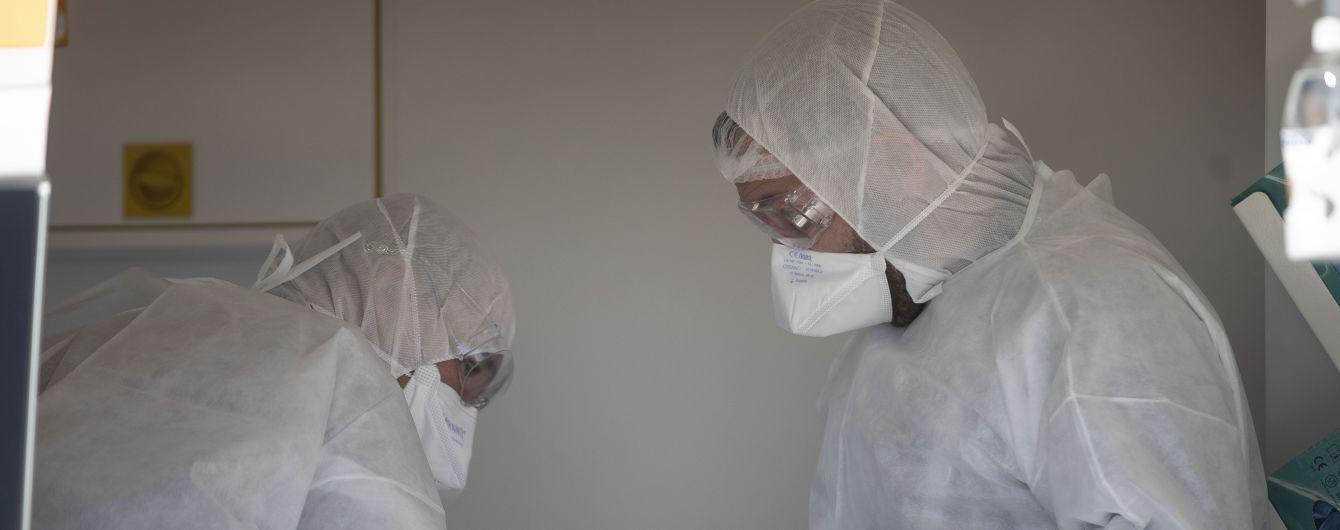 В Херсонской области умер мужчина, у которого было подозрение коронавируса