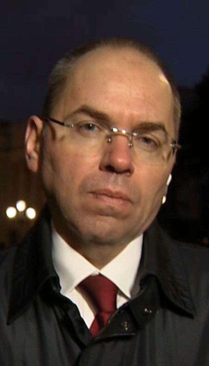 Новоназначенный министр здравоохранения рассказал о плане обуздания коронавируса