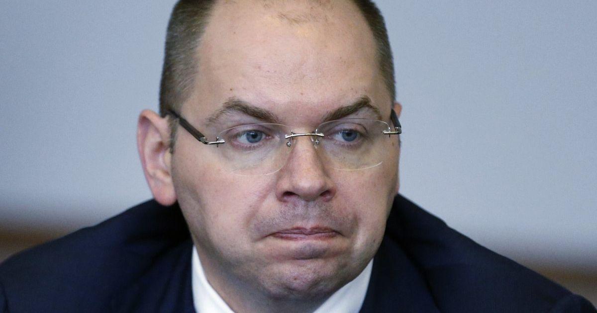 Степанов розповів, чим забезпечені лікарні для хворих на COVID-19