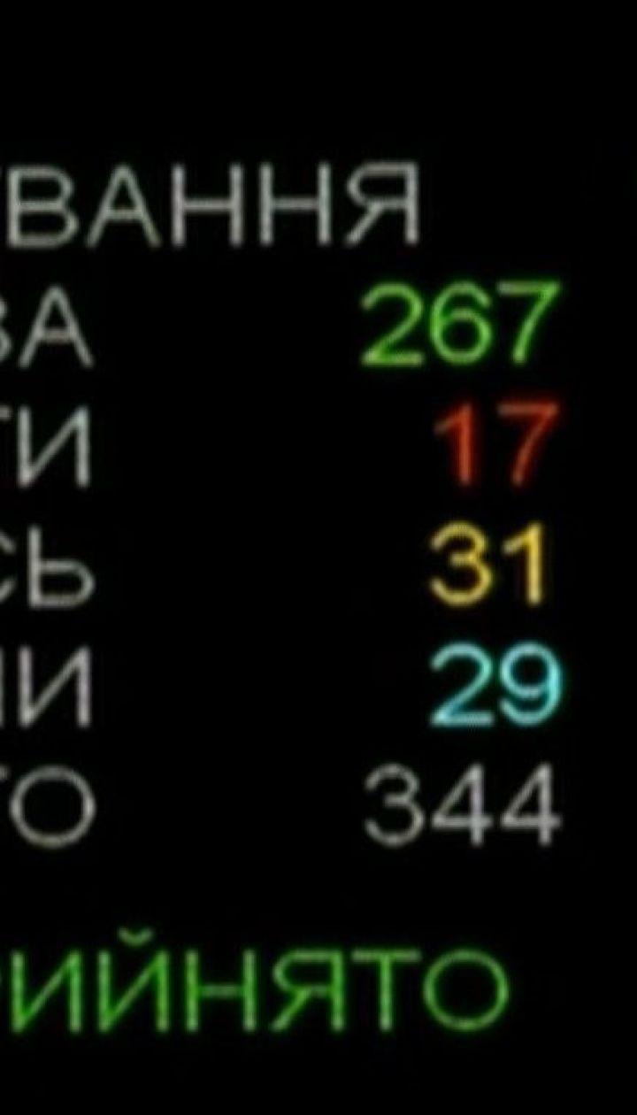 Верховная Рада проголосовала за закон об открытии рынка земли